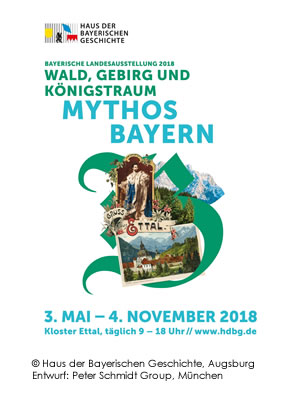 The Bavarian State Exhibition 2018 in Ettal